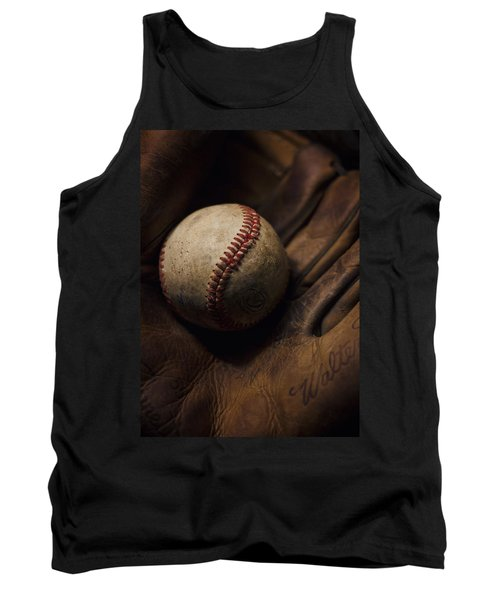 Meet Me At The Sandlot Tank Top by Heather Applegate