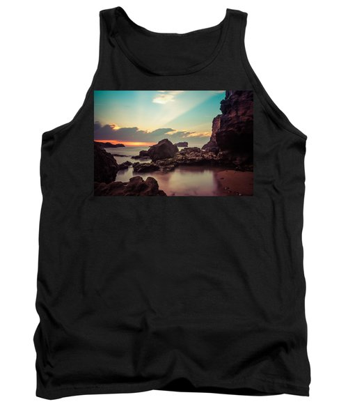 Tank Top featuring the photograph New Vision by Thierry Bouriat