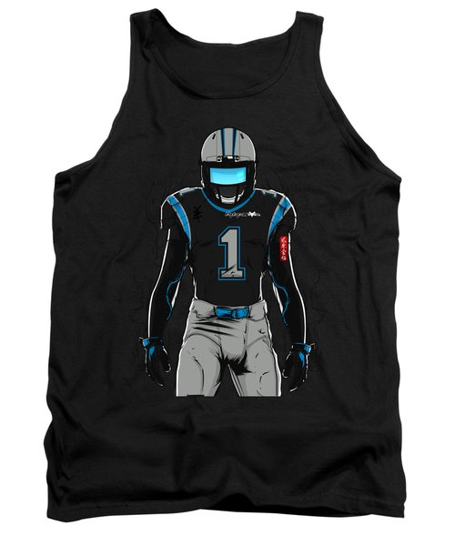 Sb L Carolina Tank Top by Akyanyme