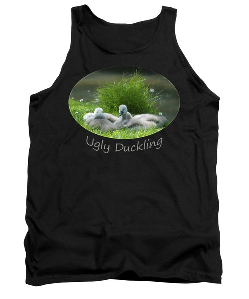 Ugly Duckling Tank Top by Richard Gibb