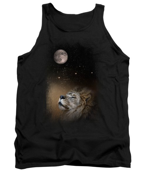 Under The Moon And Stars Tank Top by Jai Johnson