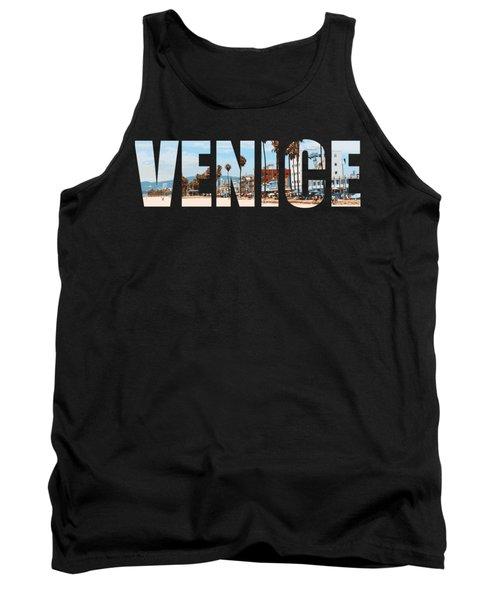 Venice Tank Top by Carmen Fanali