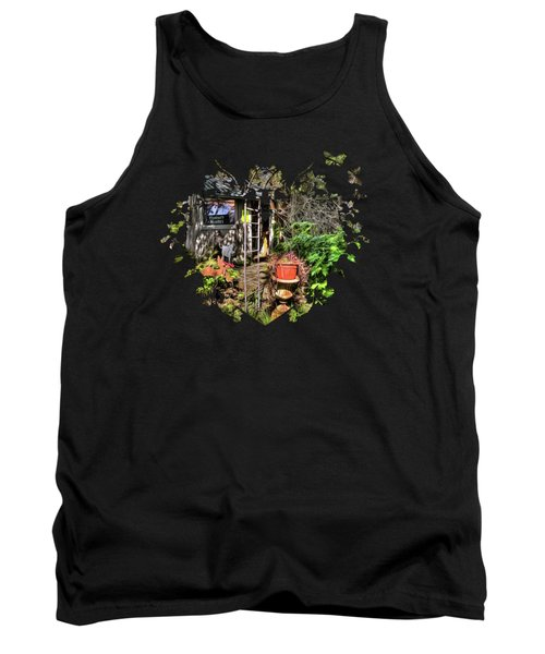 Yesterdays Memories Tank Top by Thom Zehrfeld