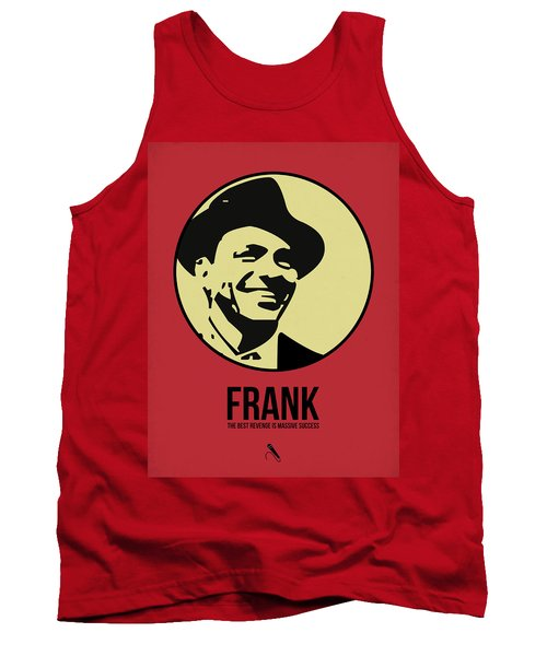 Frank Poster 2 Tank Top by Naxart Studio