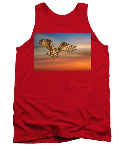 Calling It A Day Tank Top by Susan Candelario