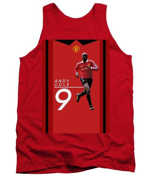Andy Cole Tank Top by Semih Yurdabak