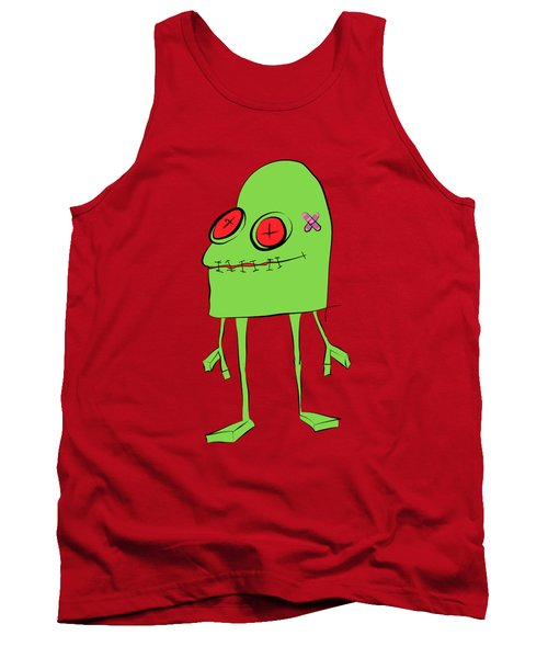 Introducing Obo Tank Top by Bruce Stanfield