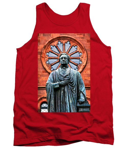 James Smithson Tank Top by Christopher Holmes