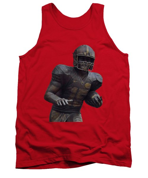 Tebow Transparent For Customization Tank Top by D Hackett
