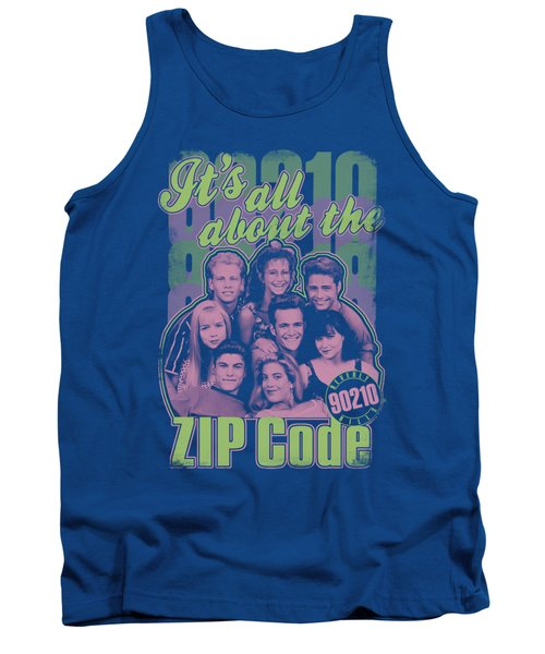 90210 - Zip Code Tank Top by Brand A