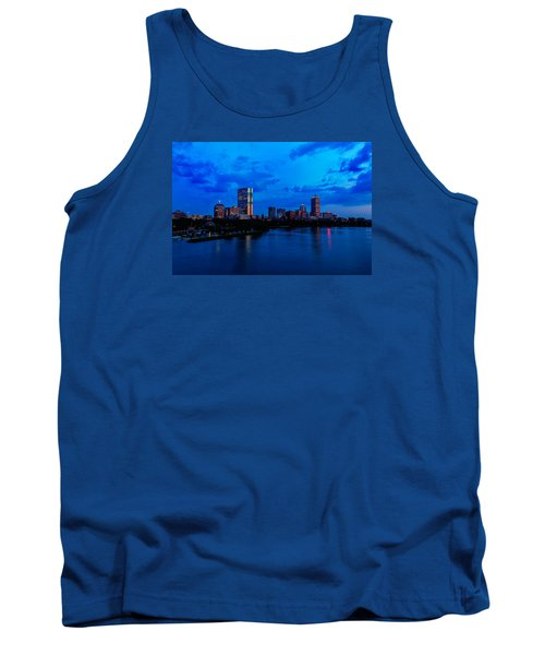 Boston Evening Tank Top by Rick Berk