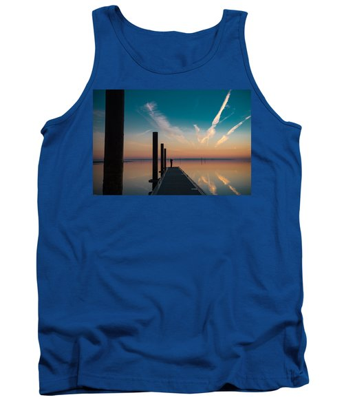 Tank Top featuring the photograph Follow Me by Thierry Bouriat