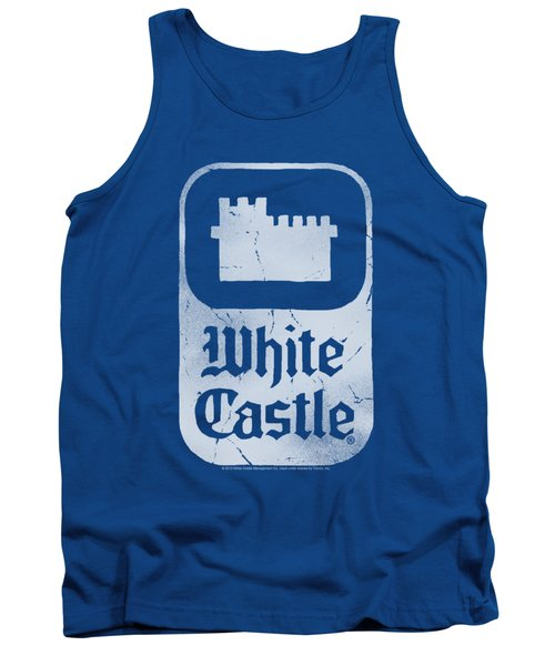 White Castle - Classic Logo Tank Top by Brand A