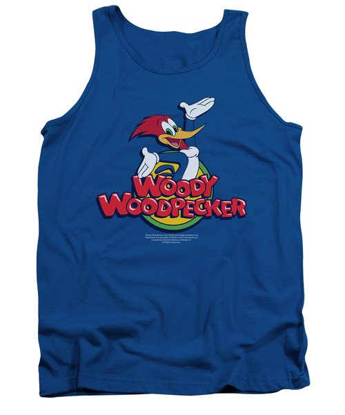 Woody Woodpecker - Woody Tank Top by Brand A