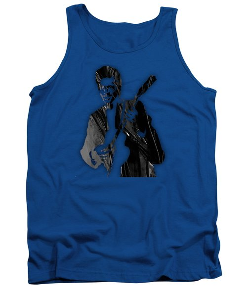 Chuck Berry Collection Tank Top by Marvin Blaine