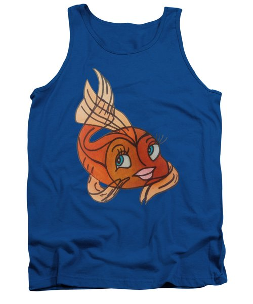 Goldie Tank Top by Darci Smith