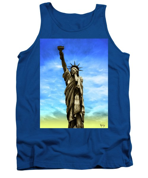 Liberty 2016 Tank Top by Kd Neeley