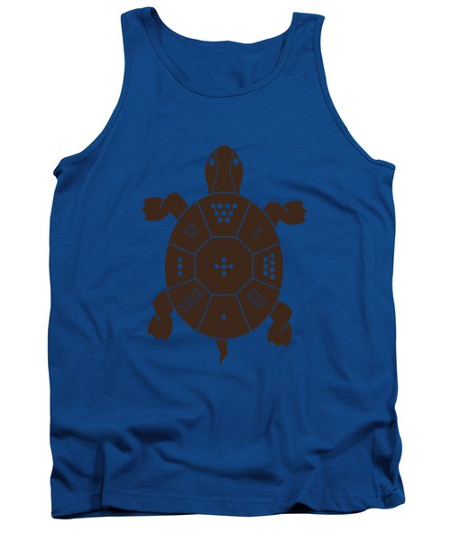 Lo Shu Turtle Tank Top by Thoth Adan