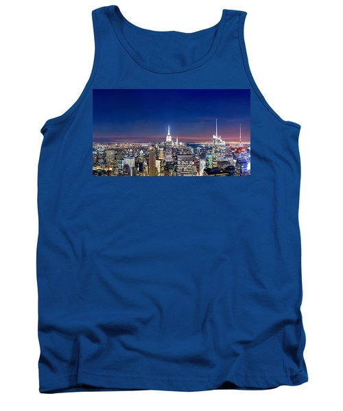 Wealth And Power Tank Top by Az Jackson