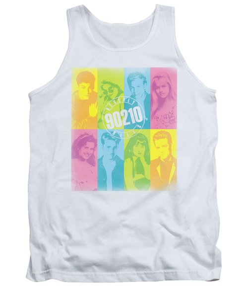 90210 - Color Block Of Friends Tank Top by Brand A