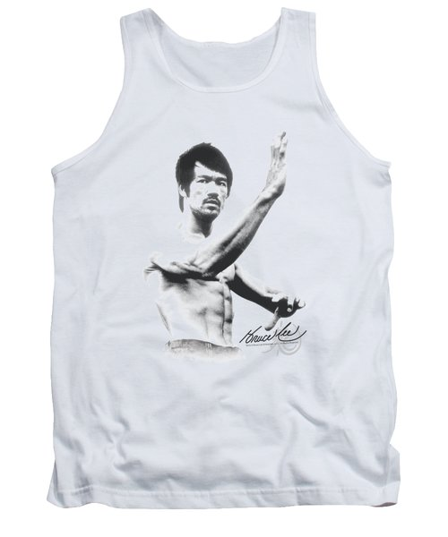 Bruce Lee - Serenity Tank Top by Brand A