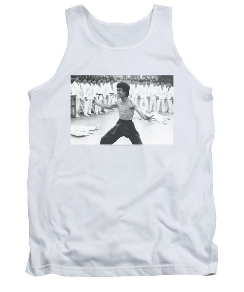 Bruce Lee - Triumphant Tank Top by Brand A