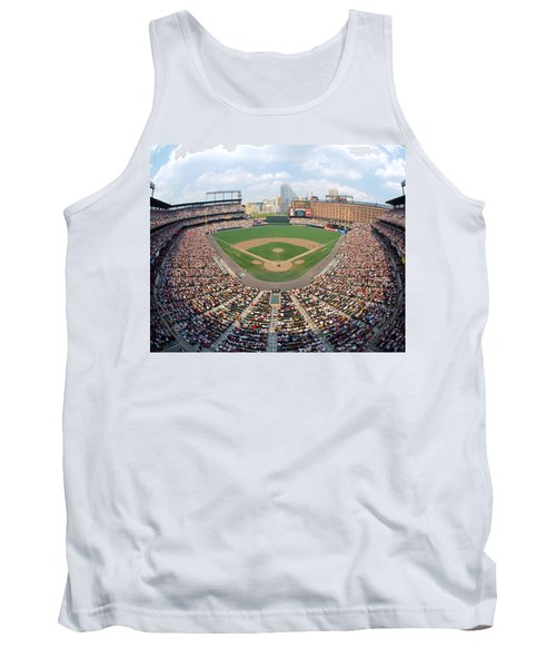 Camden Yards Baltimore Md Tank Top by Panoramic Images