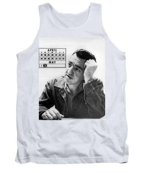 Caryl Chessman Tank Top by Underwood Archives