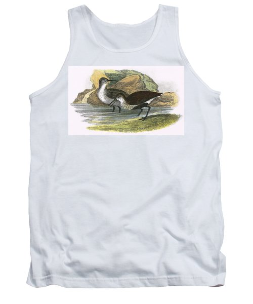Dunlin Tank Top by English School