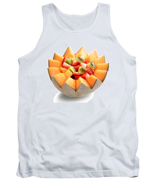 Fruit Salad Tank Top by Johan Swanepoel