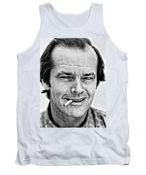 Jack Nicholson Tank Top by Florian Rodarte