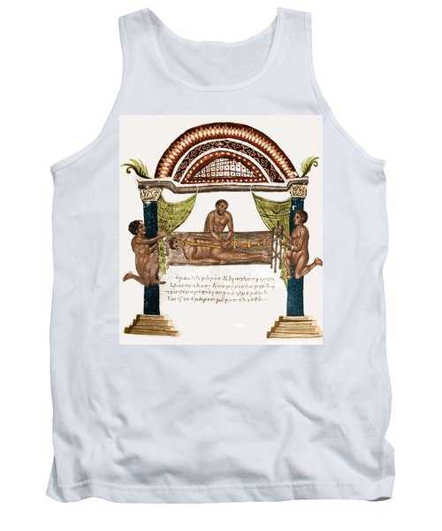 Tank Top featuring the photograph Joint Dislocation Treatment, 1st by Science Source