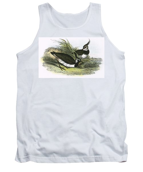 Lapwing Tank Top by English School
