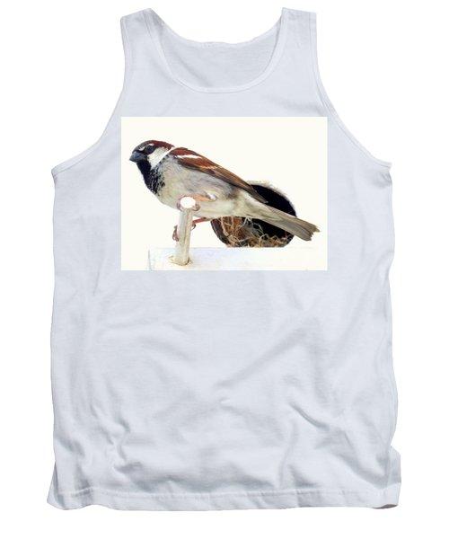 Little Sparrow Tank Top by Karen Wiles