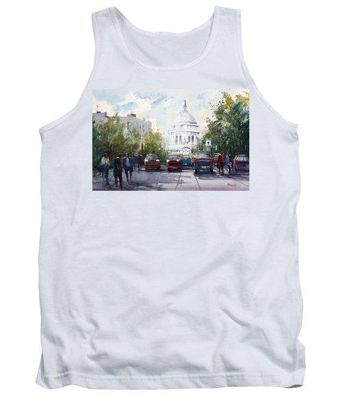 Madison - Capitol Tank Top by Ryan Radke