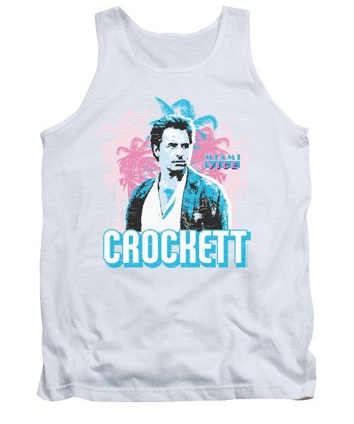 Miami Vice - Crockett Tank Top by Brand A