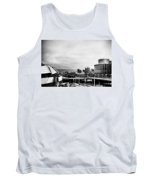 Minneapolis From The University Of Minnesota Tank Top by Tom Gort