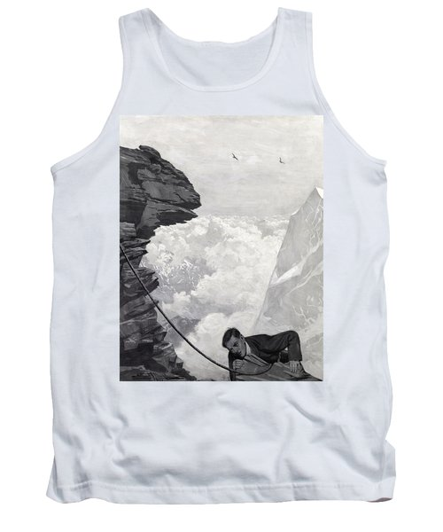 Nearly There Tank Top by Arthur Herbert Buckland