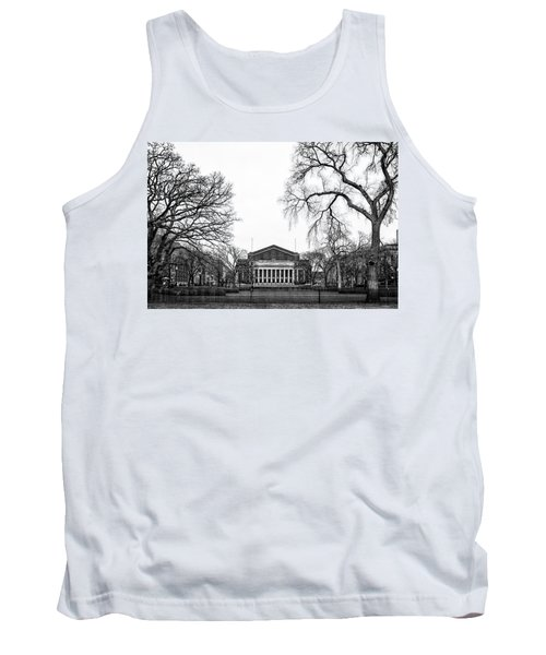Northrop Auditorium At The University Of Minnesota Tank Top by Tom Gort