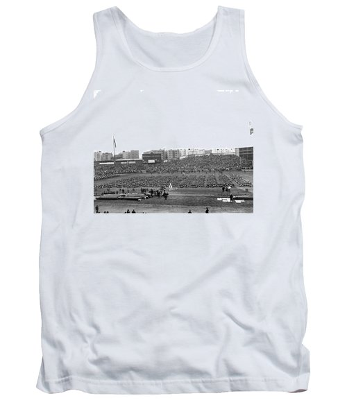 Notre Dame-army Football Game Tank Top by Underwood Archives