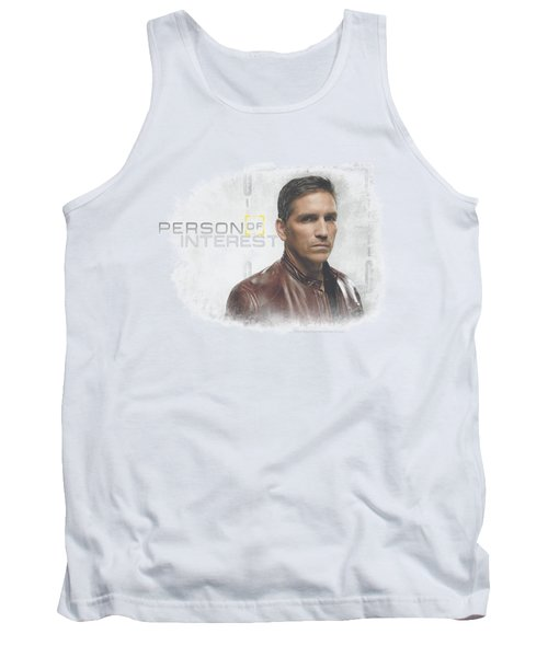 Person Of Interest - Cloud Tank Top by Brand A