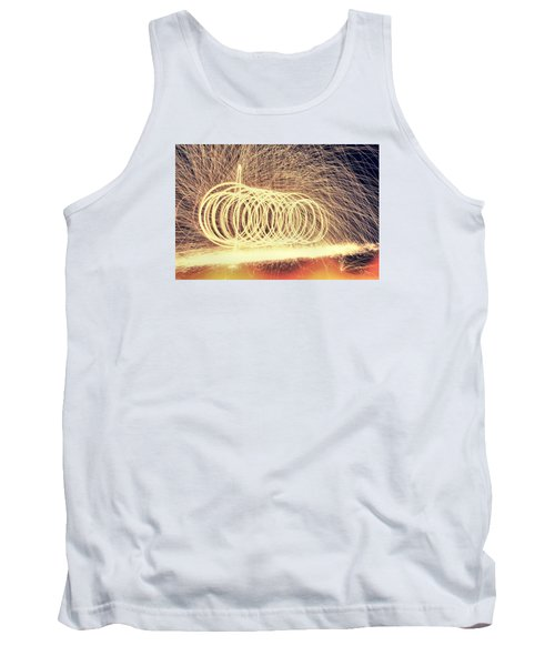 Sparks Tank Top by Dan Sproul