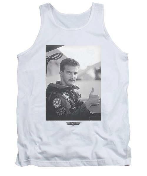 Top Gun - My Wingman Tank Top by Brand A