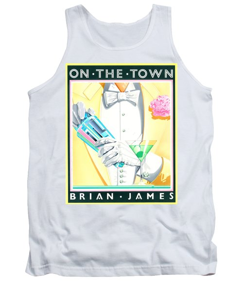 Untitled Tank Top by Brian James
