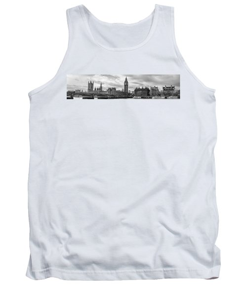 Westminster Panorama Tank Top by Heather Applegate