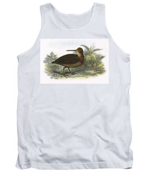 Woodcock Tank Top by English School