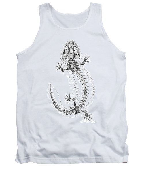 Cryptobranchus, Living Fossil Tank Top by Science Source