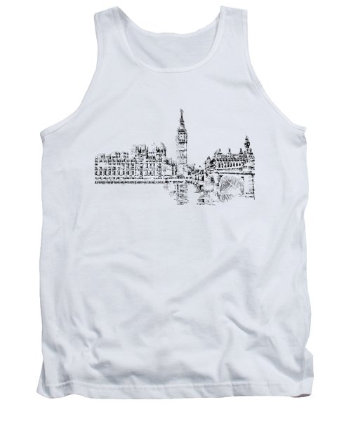 Big Ben Tank Top by ISAW Company