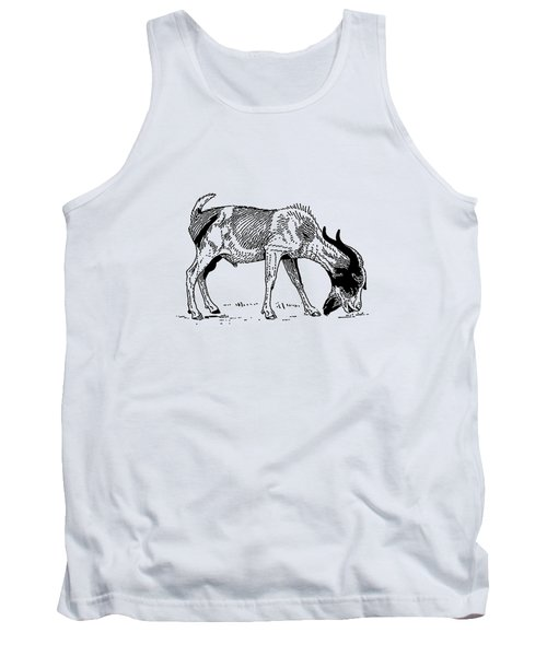 Goat Tank Top by Mordax Furittus
