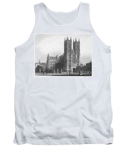 London: Westminster Abbey Tank Top by Granger